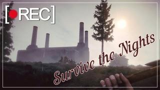 Survive the Nights - ОБЗОР ЗАБРОШЕННЫЙ АЭРОДРОМ