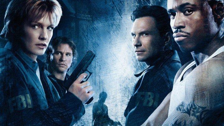 ОХОТНИКИ ЗА РАЗУМОМ 2004 FullHD триллер криминал детективНа удаленном острове семь будущих агентов ФБР проходят решающий тест