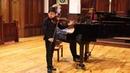 Chaconne by Vitali - Christian Li (11 yrs old)