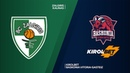 Zalgiris Kaunas - KIROLBET Baskonia Vitoria-Gasteiz Highlights | EuroLeague, RS Round 1