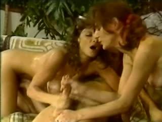 Porno superstars of the 80's tasha voux collection (tasha voux, kristara barrington, krista lane, rhonda jo petty)