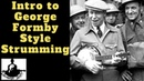 George Formby Syncopated Strum! Ukulele Zen Tips15