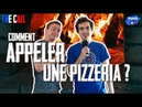How to call a pizzeria The Call 3
