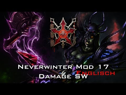 Neverwinter || MOD 17 || DPS Warlock | He finally does Damage | Englisch (PC/XBOX/PS4)
