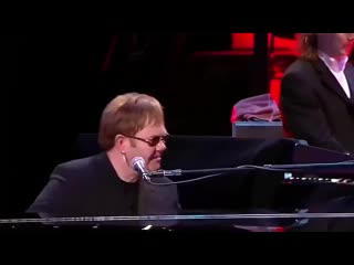Elton John  Sorry Seems To Be The Hardest Word (Live at the Royal Opera House) (2002)