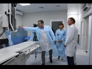 В Курске началось экспертное обсуждению медицинской стратегии региона на 2020-2024 годы