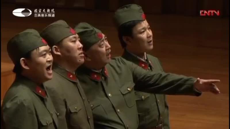 Грузинская народная песня Гэлуцзия МиньГэ - Сулико Сулижень, китайская версия ЧжунВэнь Бань. Два варианта исполнения.