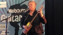One String Guitar Played At The Melbourne International Guitar Show By Anna Scionti