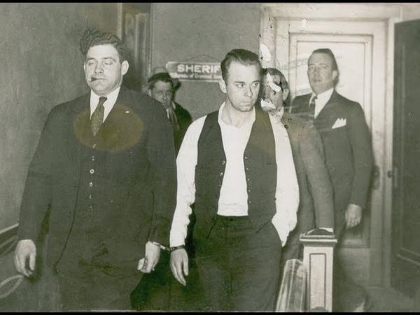 Джон Диллинджер Гангстер который смог стать врагом общества номер один Джон Ди