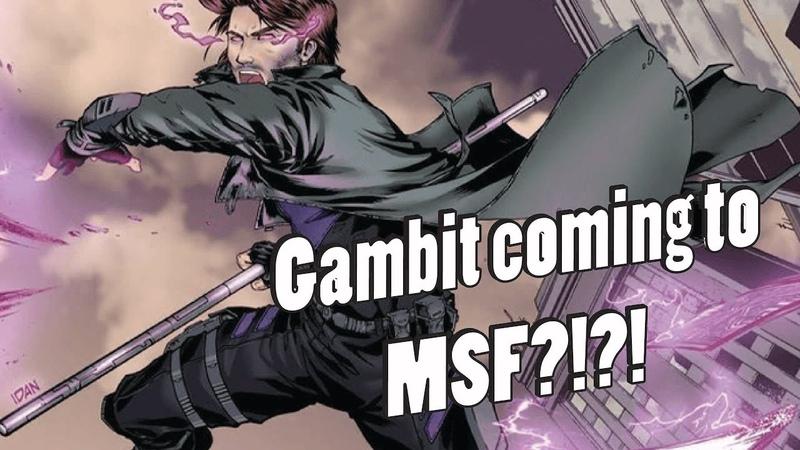 Gambit coming to Marvel Strike Force New Rumor News HYPE MSF