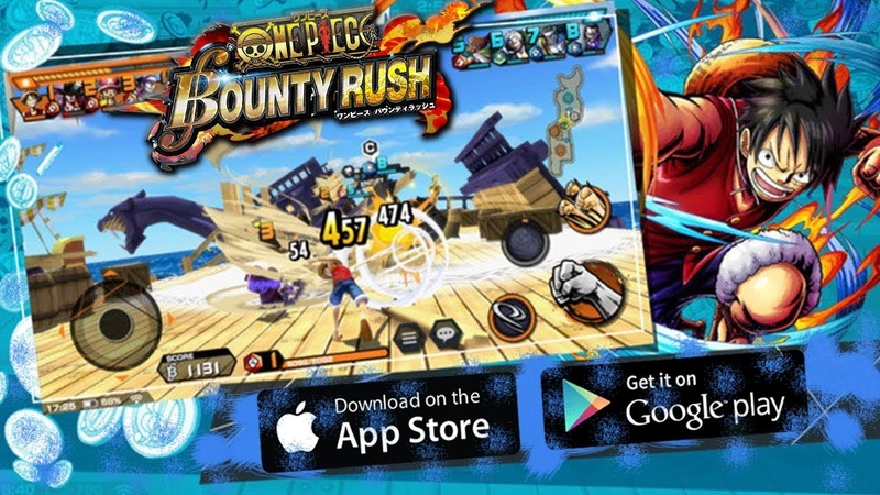 Мобильная Игра по Ван Пису ► ONE PIECE : Bounty Rush [Android/iOS]