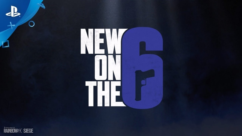 Rainbow Six Siege Western Showdown Collection: New on the Six PS4