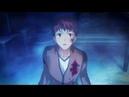 Fate stay night Unlimited Blade Works Saber VS Lancer