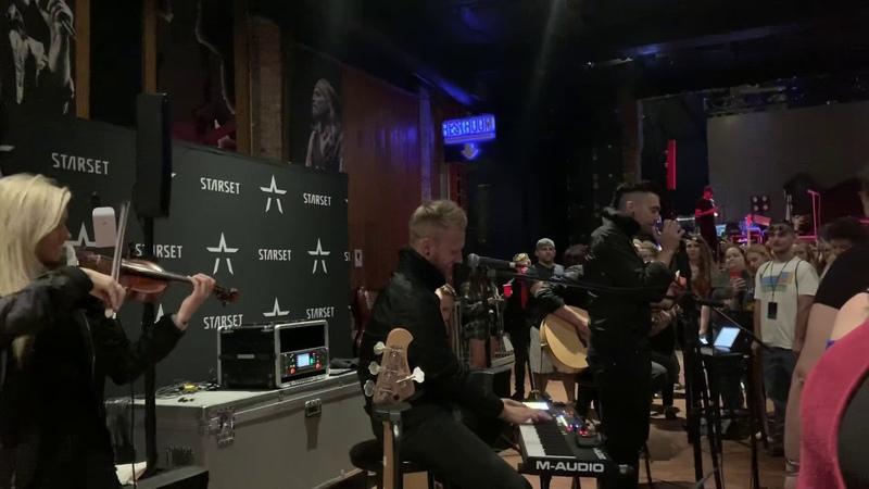 Starset- My Demons Live Acoustic 91319