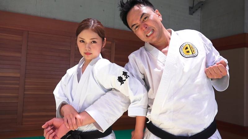 【習ってみた】沖縄剛柔流のセーパイ【型と分解】How to SEPAI of Okinawa Gojyu-ryu Karate
