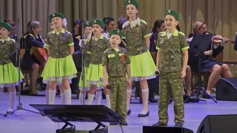 Концерт к 30 летию со дня вывода Советских войск из Афганистана.
