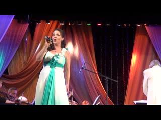 Татьяна Кармалеева - Весенние голоса (Сергиево-Посадский оркестр)