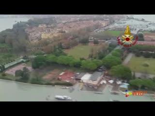 Венеция уже второй день остается затопленной из-за ливней