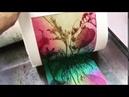 Etching Printmaking by Jet James
