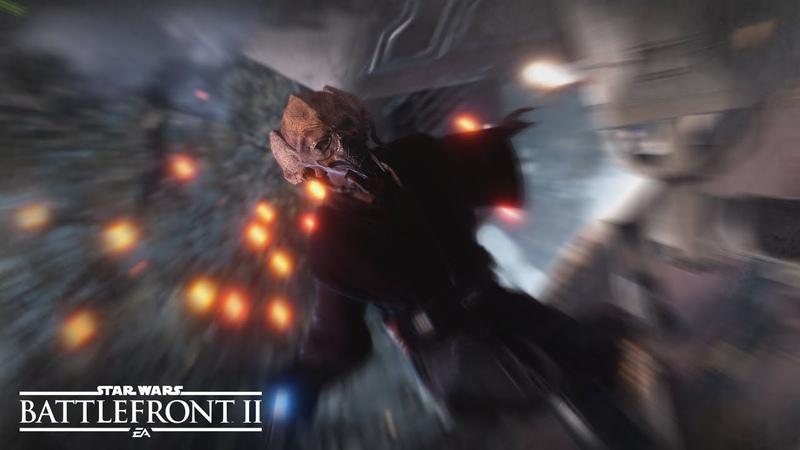 Battlefront II: Plo Koon Cinematic Trailer Mod