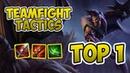 Teamfight Tactics Gameplay 28 | Top 1 | TFT | LoL Auto Chess