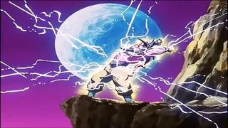 Goku se transforma em Super Saiyajin 4 a primeira vez (HD)  - Dragon Ball GT
