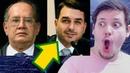 GILMAR MENDES Suspende Processos que Miram FLÁVIO BOLSONARO • A VERDADE que NÃO te CONTARAM