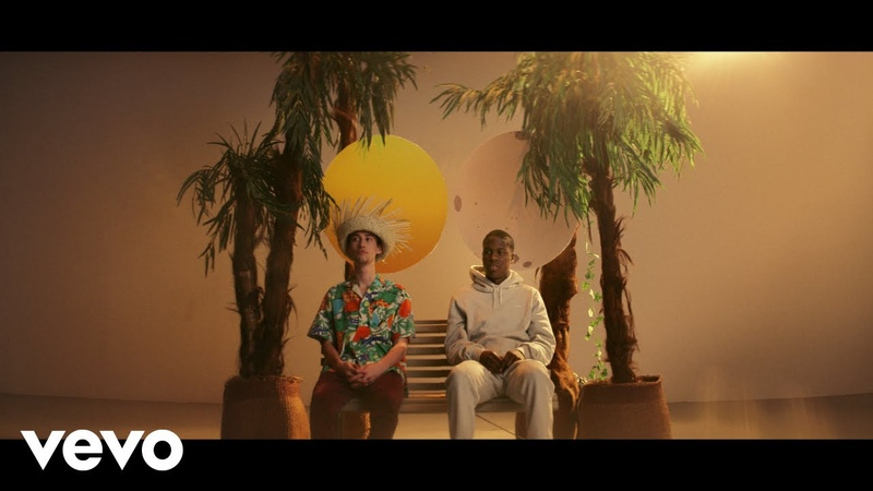 Jacob Collier Time Alone With You feat Daniel Caesar Official Video