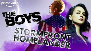 Stormfront & Homelander's Tainted Love | The Boys Season 2 | Prime Video Essay