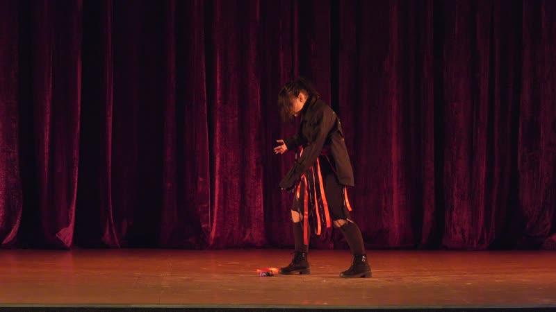 AnimeDay 2019 Block1 Одиночный Cover Dance Seh Sayonara Hitori TAEMIN