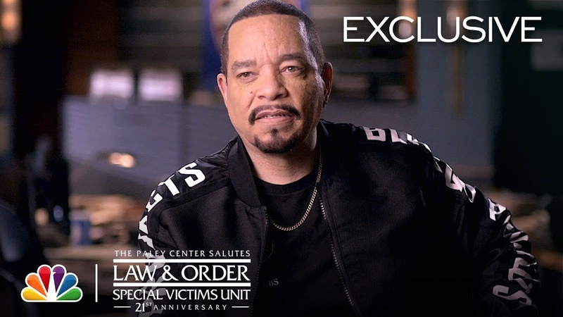 Ice T Gives the Best Advice to His Castmates - Law Order SVU (Paley Center Special 2020)