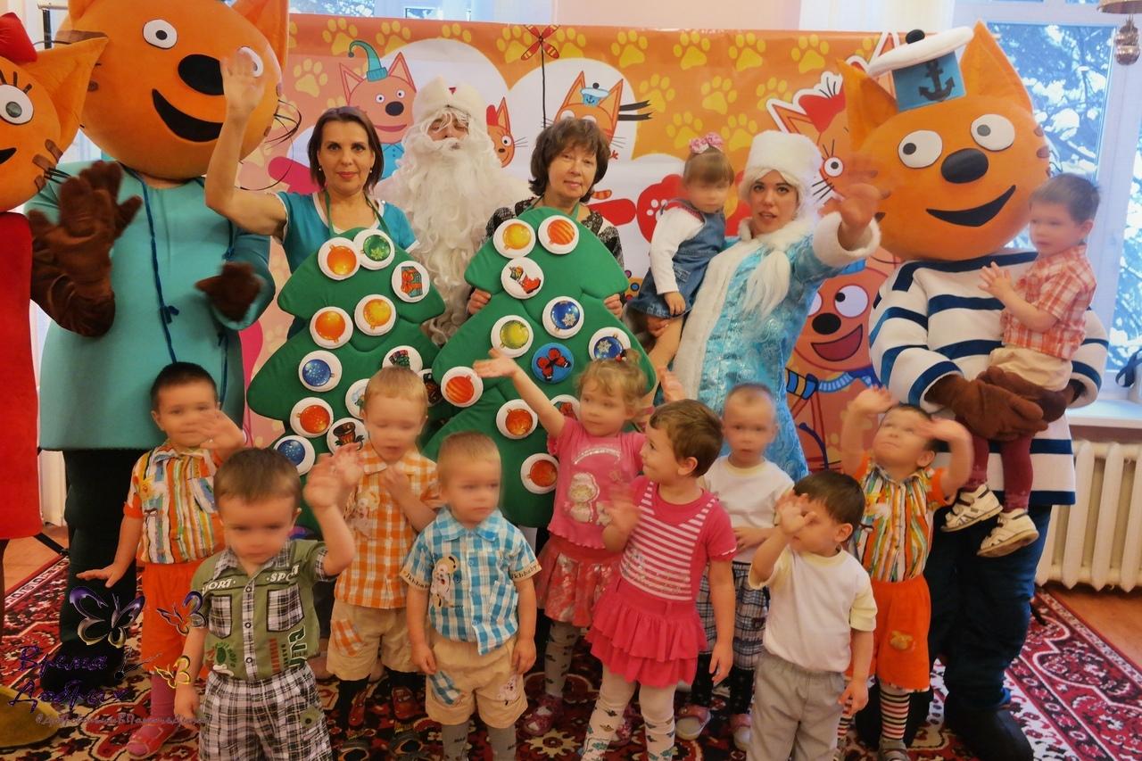 Рождественские чудеса для деток-сирот Донецка