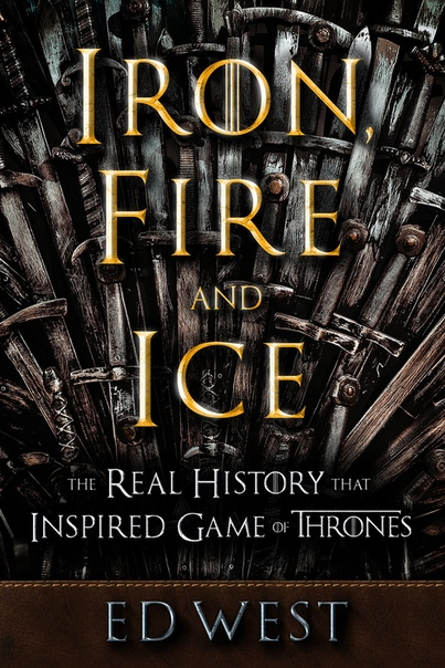 Iron, Fire and Ice - Ed West