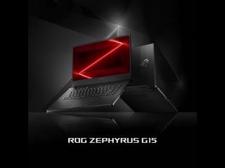 ROG Zephyrus G15 | CES 2020
