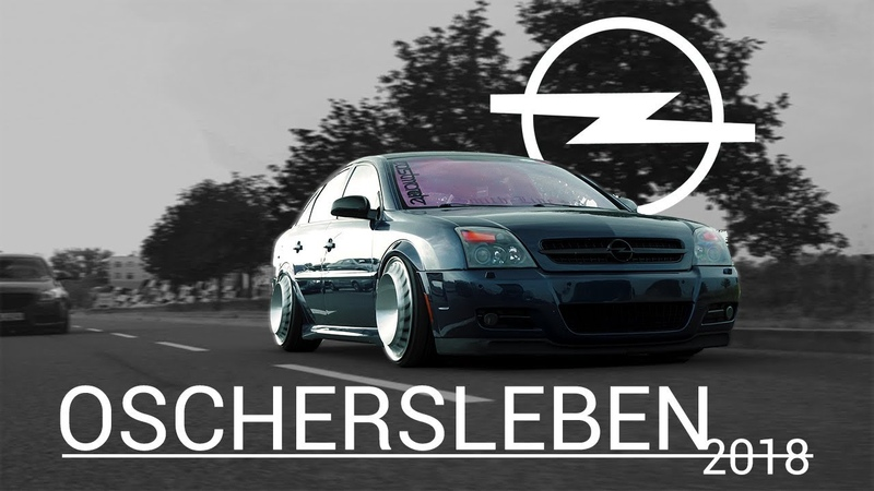23 Opel Treffen Oschersleben 2018 Aftermovie
