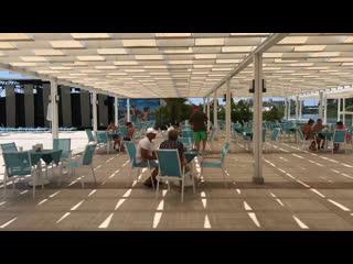 Tui fun&sun river resort belek 5* (белек, турция); t воздуха +34, t воды +26
