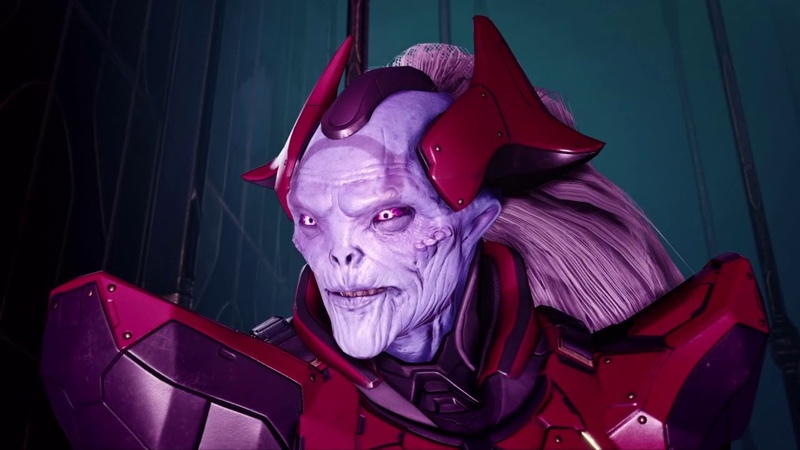 XCOM 2 War of the Chosen - Assassin Elder Three Cutscene