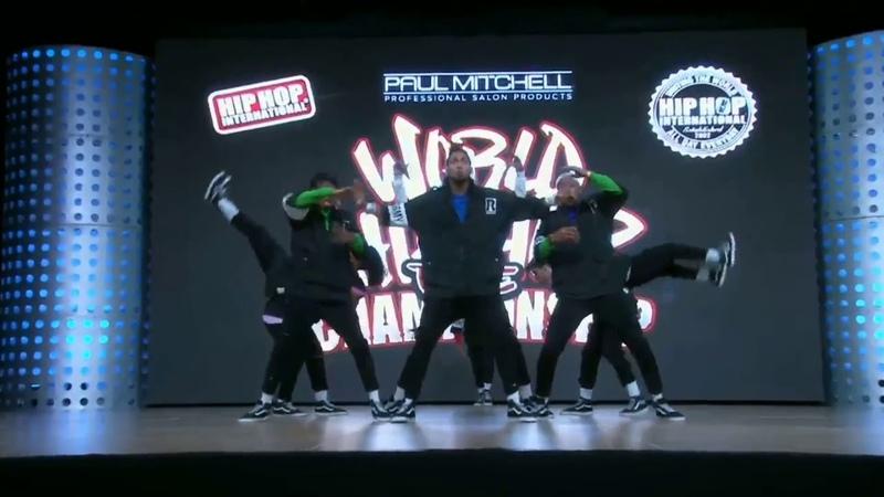 2018 World Hip Hop Dance Championship Finals Da Republik Dominican Republic SILVER