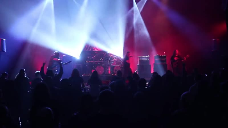 PSYCROPTIC - live in METRONUM (Toulouse FR) 4 04 2016