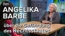 Merkel agiert wie eine Mafia Patin DDR Dissidentin Angelika Barbe im Gespräch