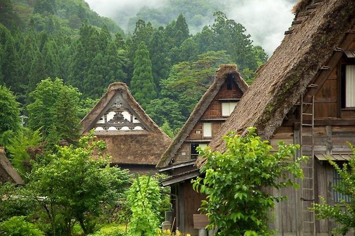 Сиракава. Традиционные японские поселения, изображение №5