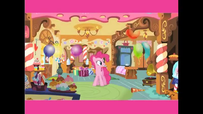 Lets Play My Little Pony Explore Ponyville.Twilight Sparkle,Rainbow Dash,Applejack,Pinkie,Rarity.11DeadFace