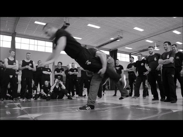 D monstration technique de krav maga 2017 11 26 Karim Clemenceau 1