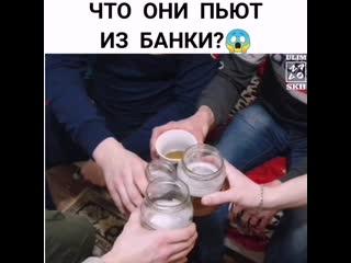 Улимановский - Что они пьют из банки