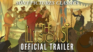 The Illusionist | Official Trailer (2010)