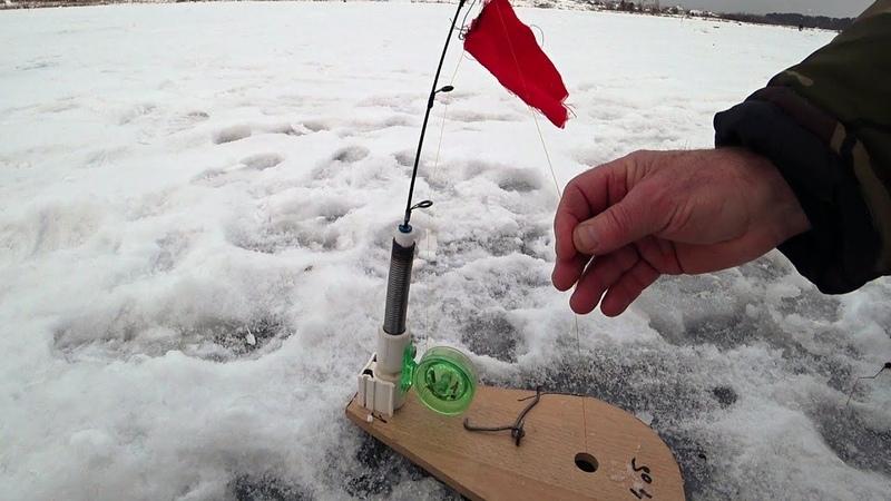 Самоподсекатель для зимней рыбалке