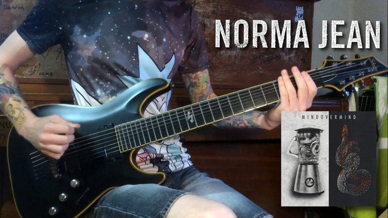 Norma Jean | [Mind Over Mind] | Guitar cover TABS (2019)