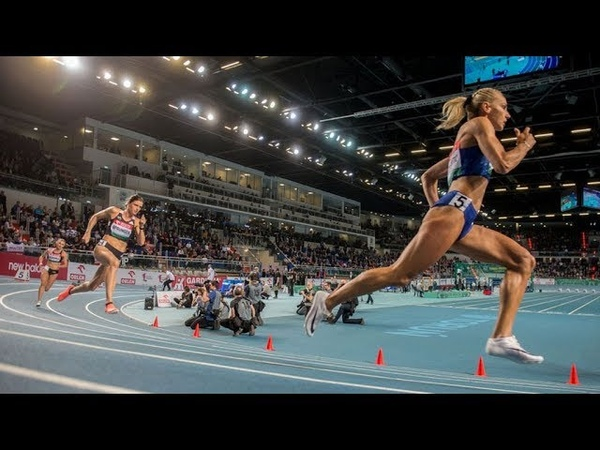 Women's 400m Race at Orlen Copernicus Cup Torun 2020