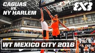 Re-Live: Caguas vs. NY Harlem Full Final Game | FIBA 3x3 Mexico City Masters 2016