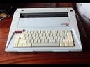 Пишущая машинка Ромашка - Обзор